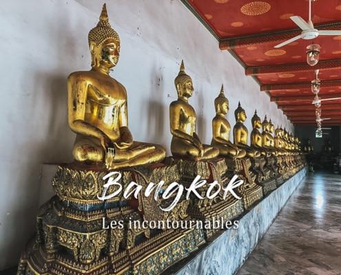 bouddhas temple bangkok