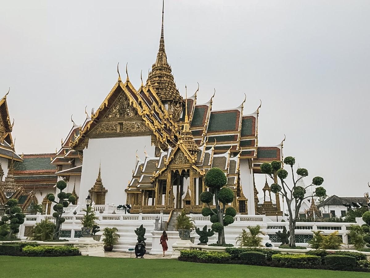 temple palais bangkok