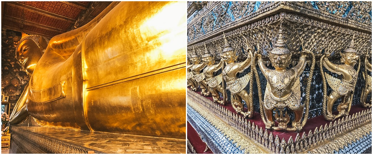 bouddha bangkok temples