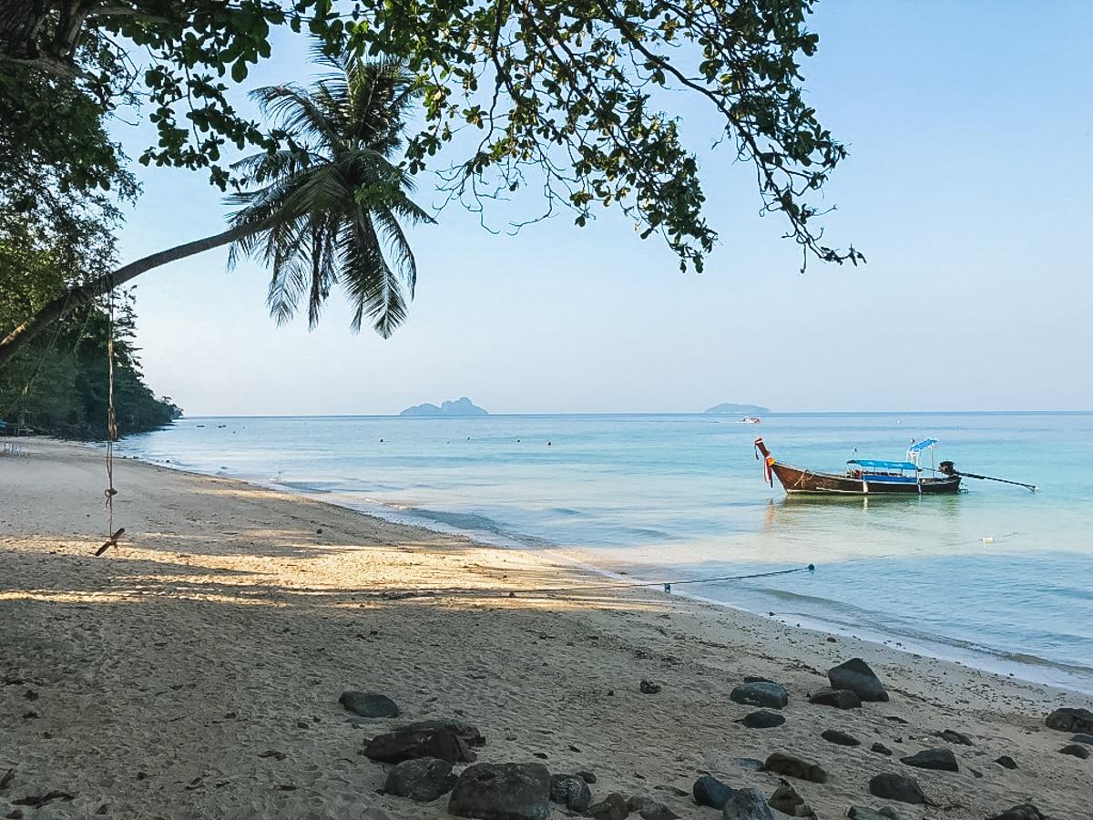 bateau phuket plage