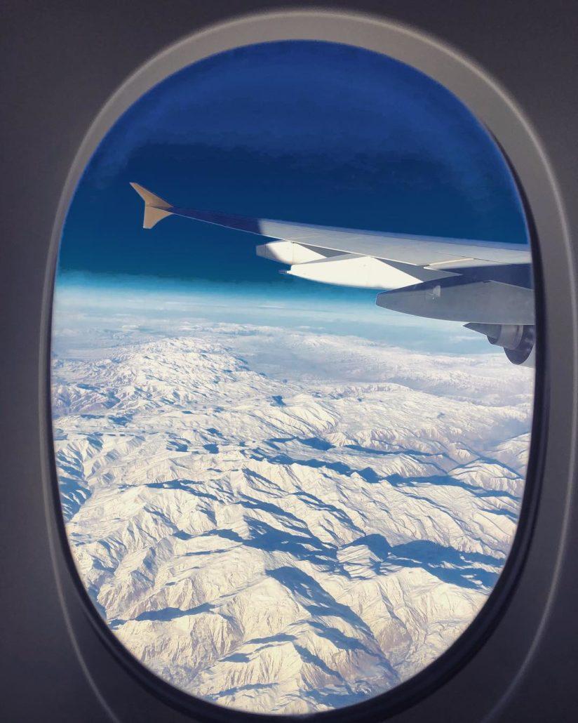 hublot avion