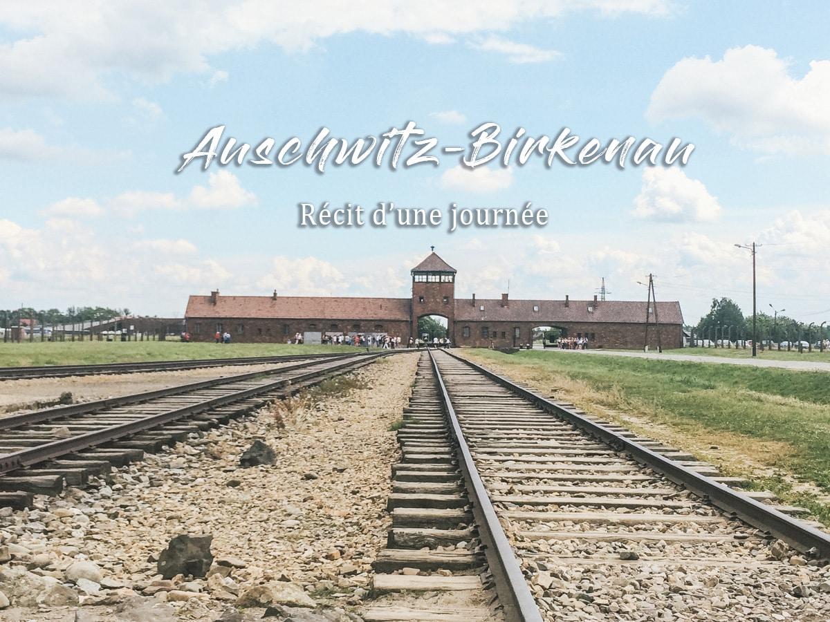 Auschwitz birkenau rails
