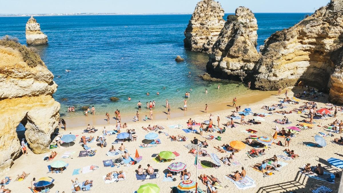 Algarve praia camilo