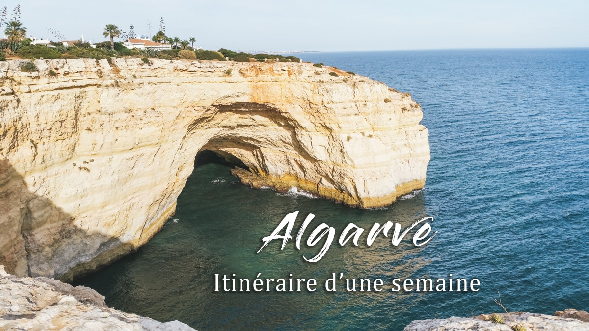 algarve arche mer