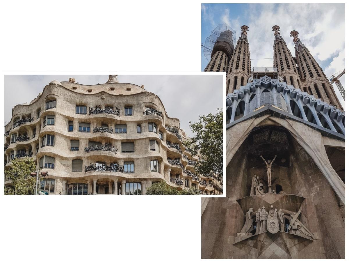 casa sagrada église barcelone