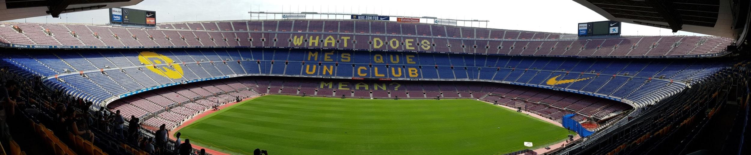 barcelone stade