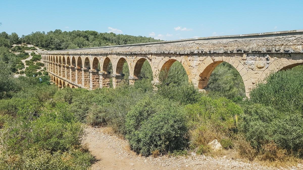 aqueduc pont catalogne
