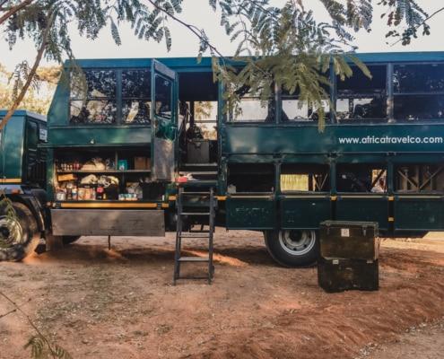 camion voyage afrique