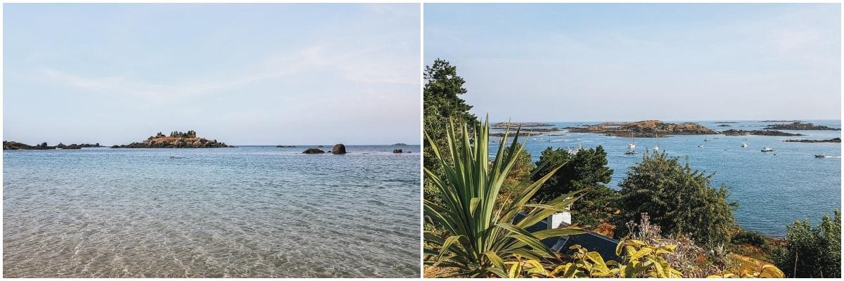 chausey mer normandie