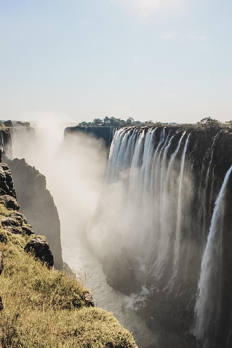 chutes eau afrique