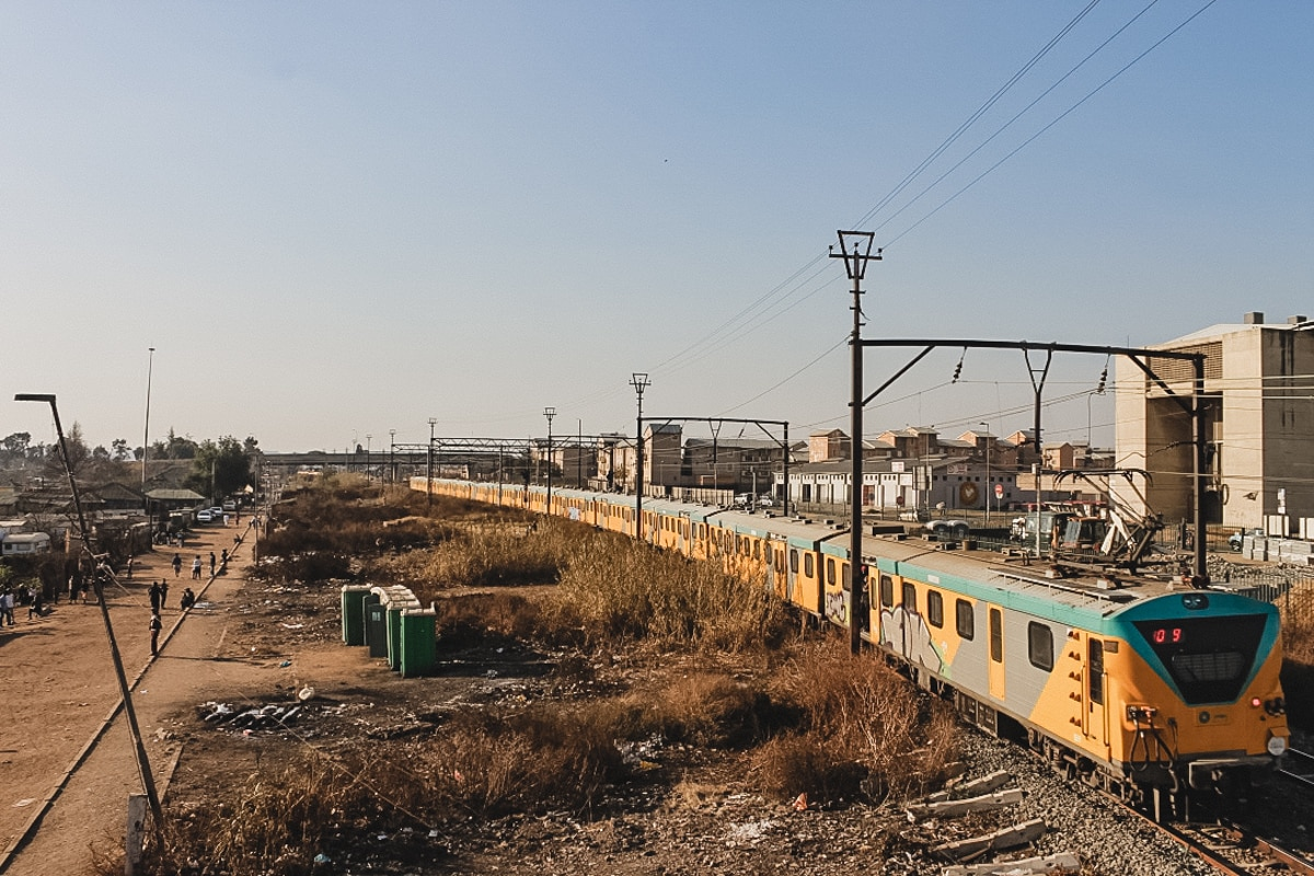 train gare afrique du sud