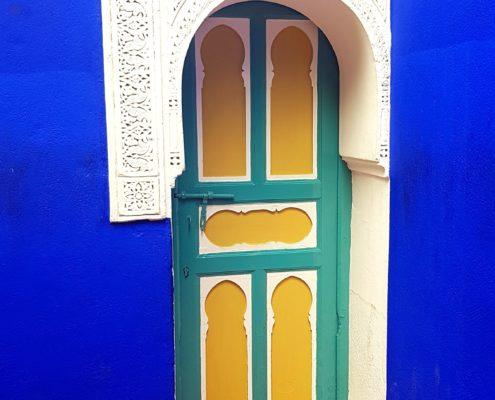 bleu majorelle marrakech
