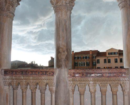 orage canal palais venise