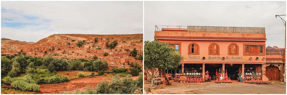 imlil vallée artisanat marrakech