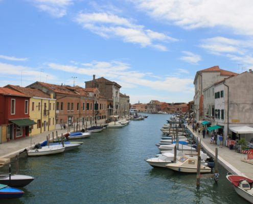murano île canal venise