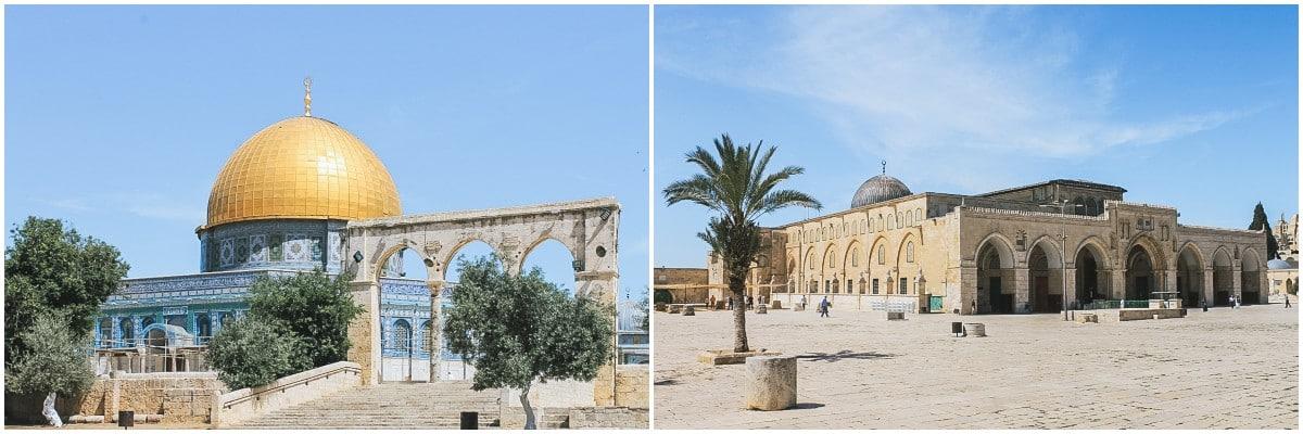 mosquée temple jérusalem
