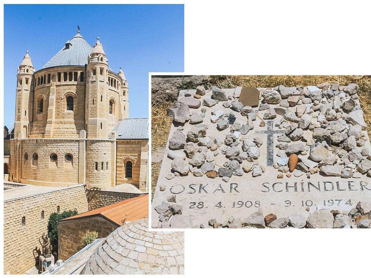monastère tombe jérusalem