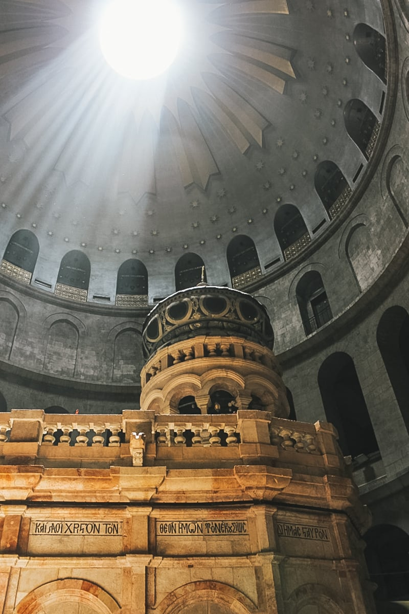 tombeau église jérusalem
