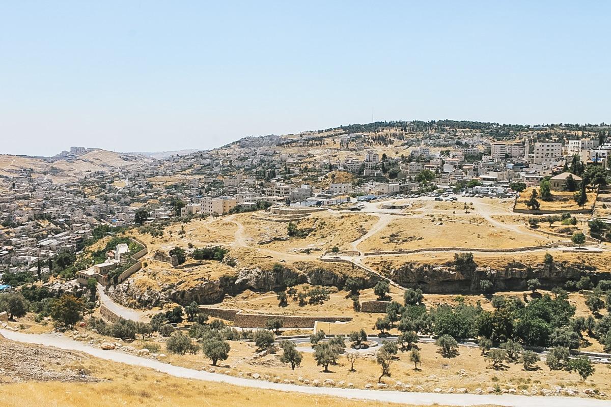 ville jérusalem