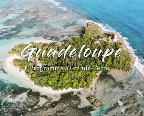 îlet mer grande terre guadeloupe