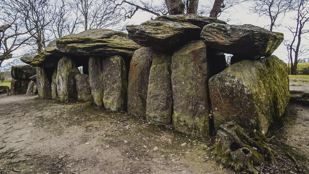 dolmen roche rennes