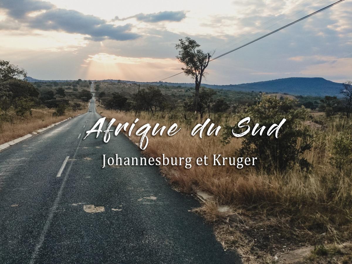 route savane afrique sud