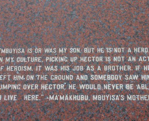 mémorial soweto