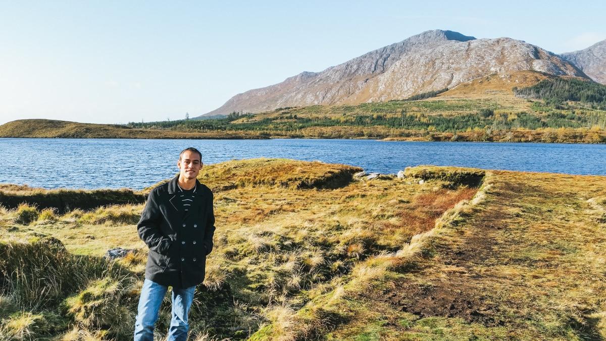 parc national connemara irlande