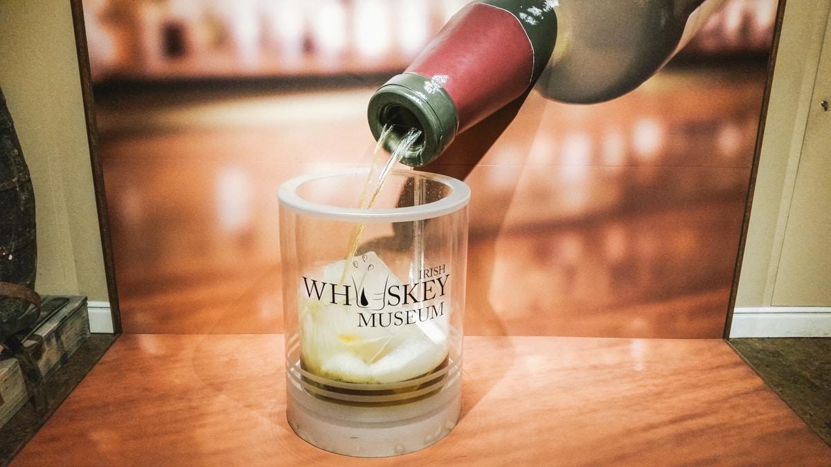 whisky verre irlande