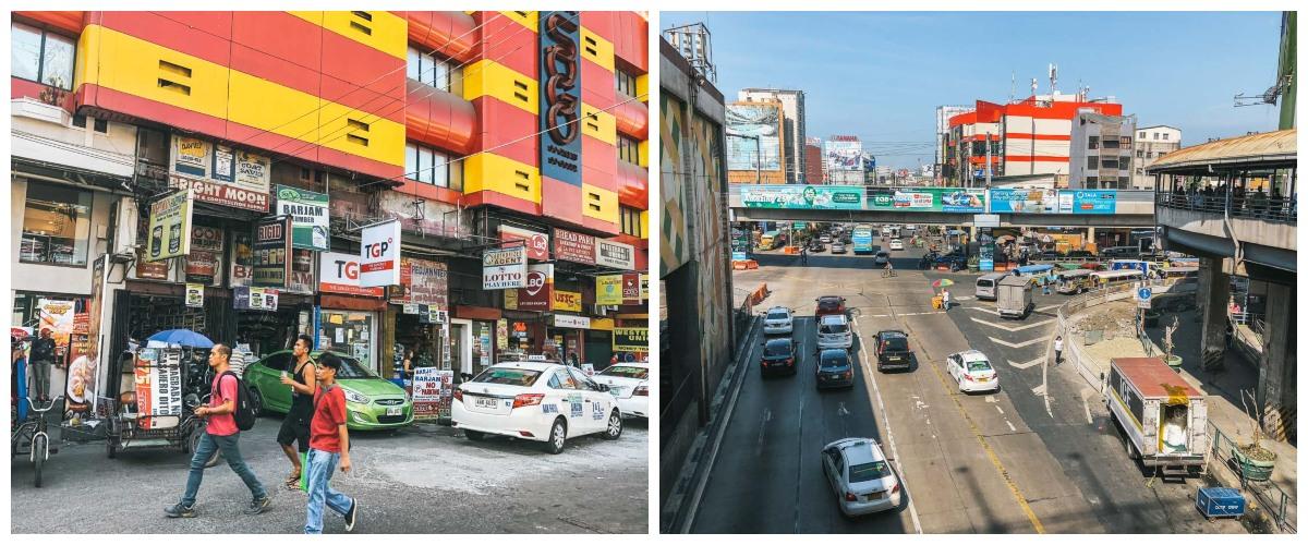 manille voiture philippines