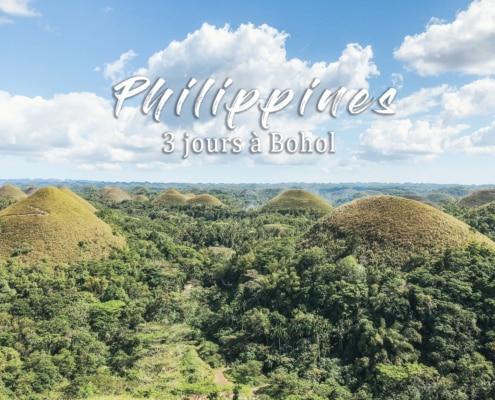 colline bohol philippines