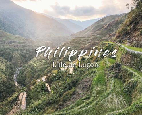 rizières nature luçon philippines