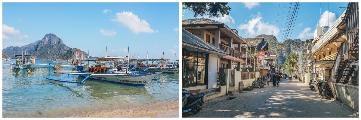 el nido village philippines