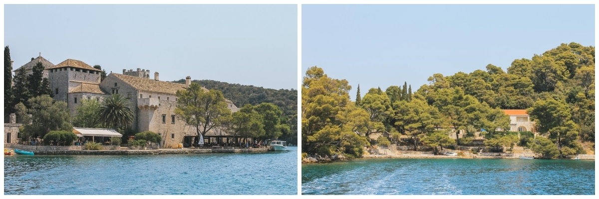 île eau monastère
