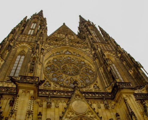 cathédrale prague