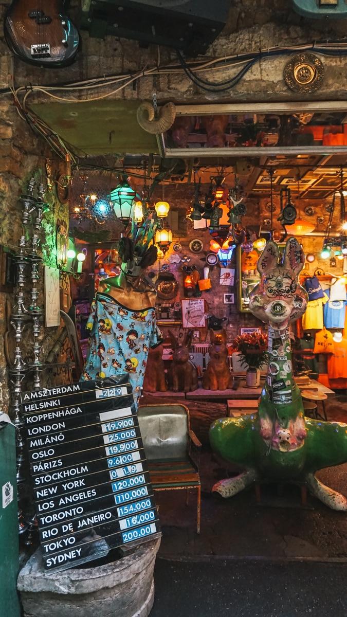 ruin bar budapest