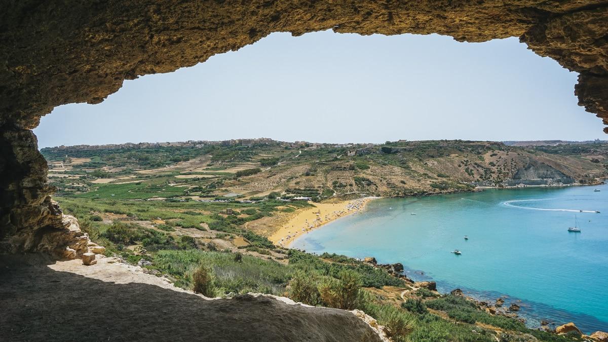 grotte mer plage gozo incontournables