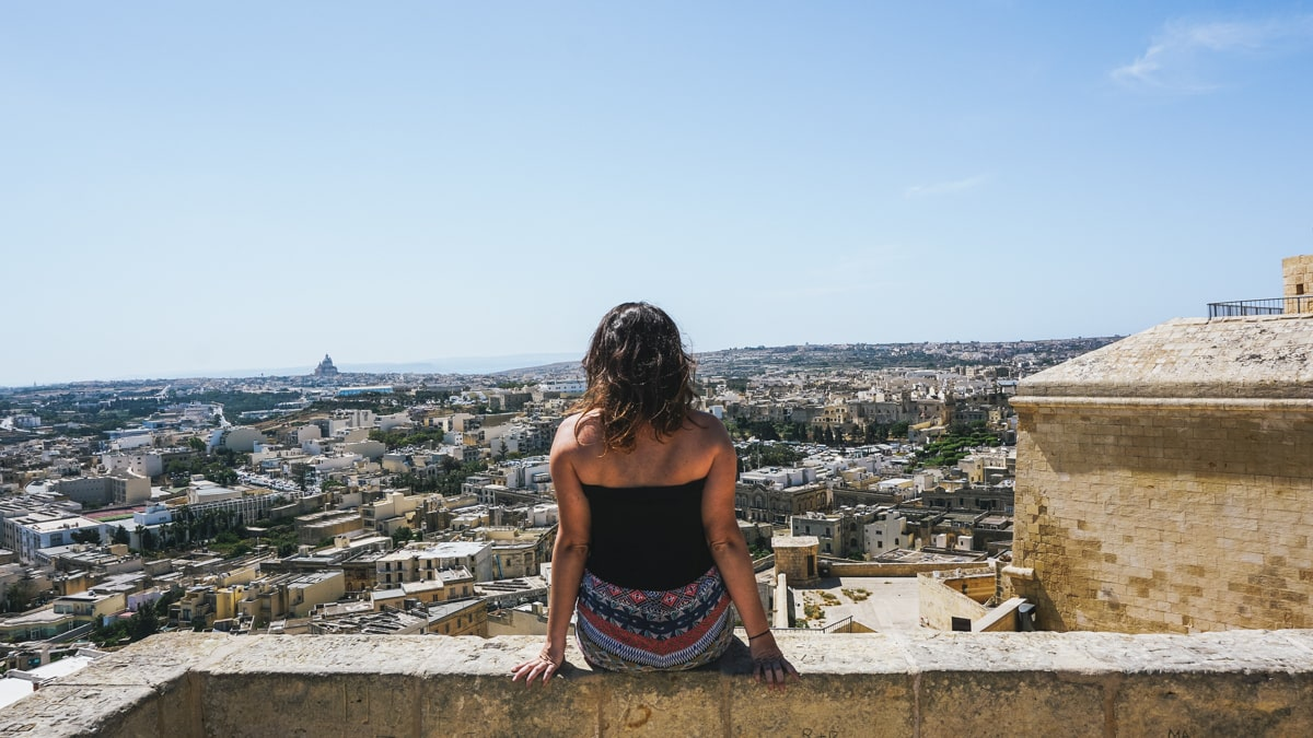 carole vue citadelle malte