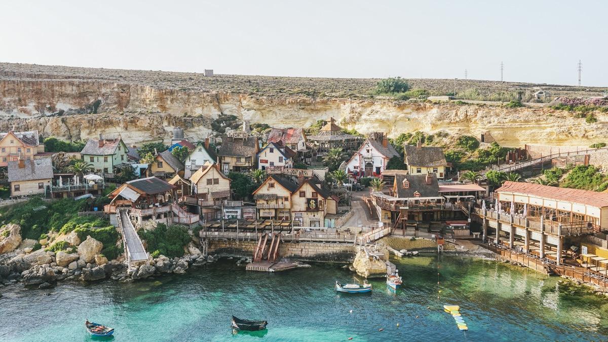 village mer malte