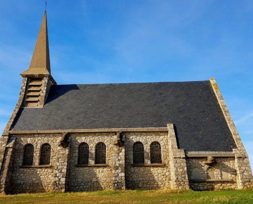 église herbe