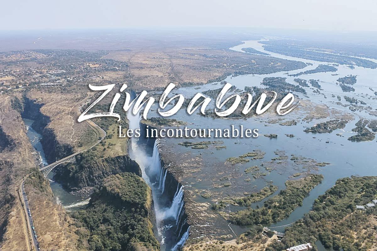 chutes hélicoptère zimbabwe