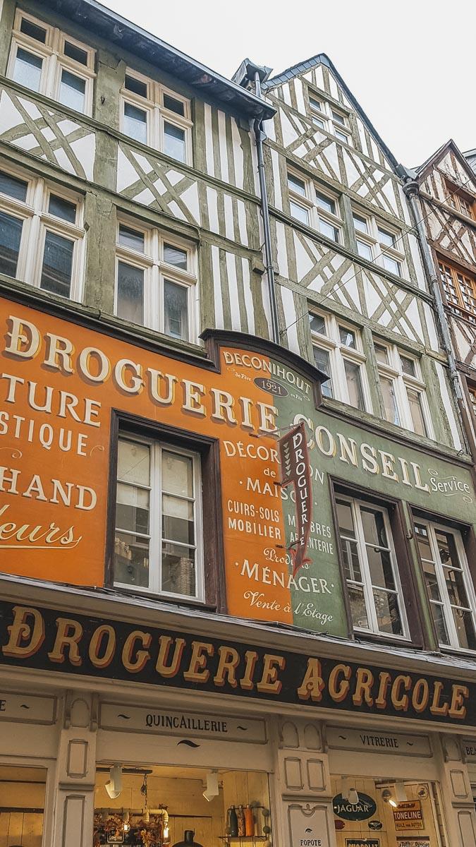 boutique rouen rue