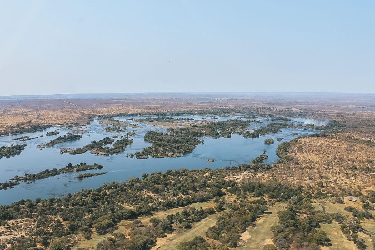 zambèze fleuve zimbabwe