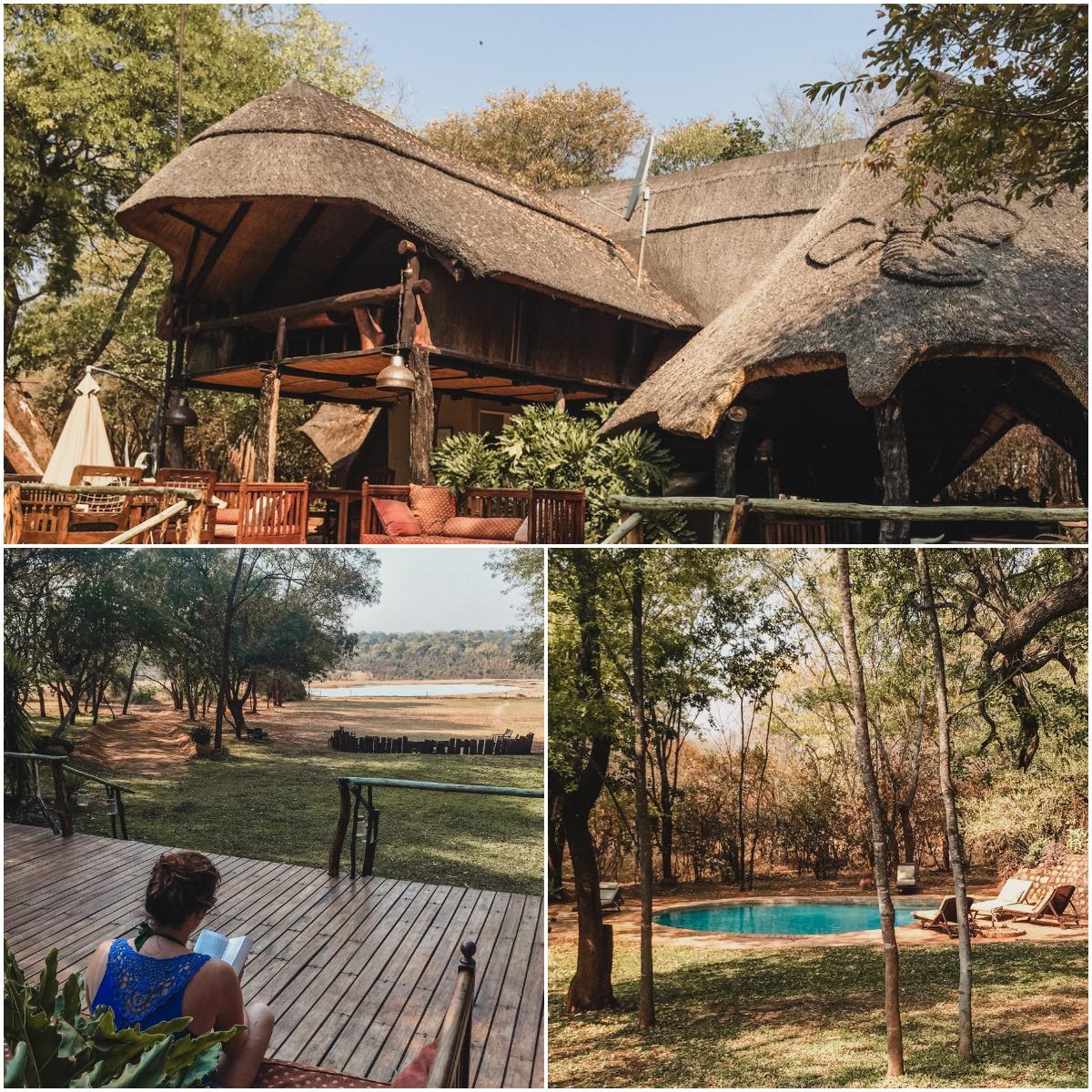camping carole piscine zimbabwe