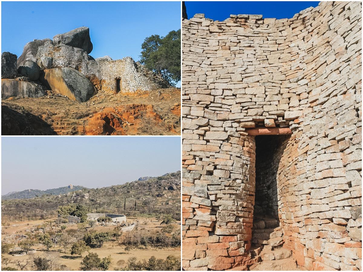 ruine afrique zimbabwe incontournables