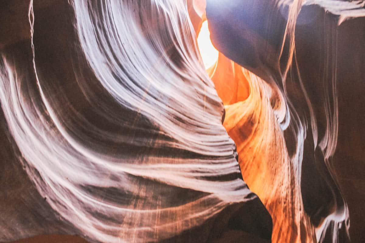 canyon lumière arizona