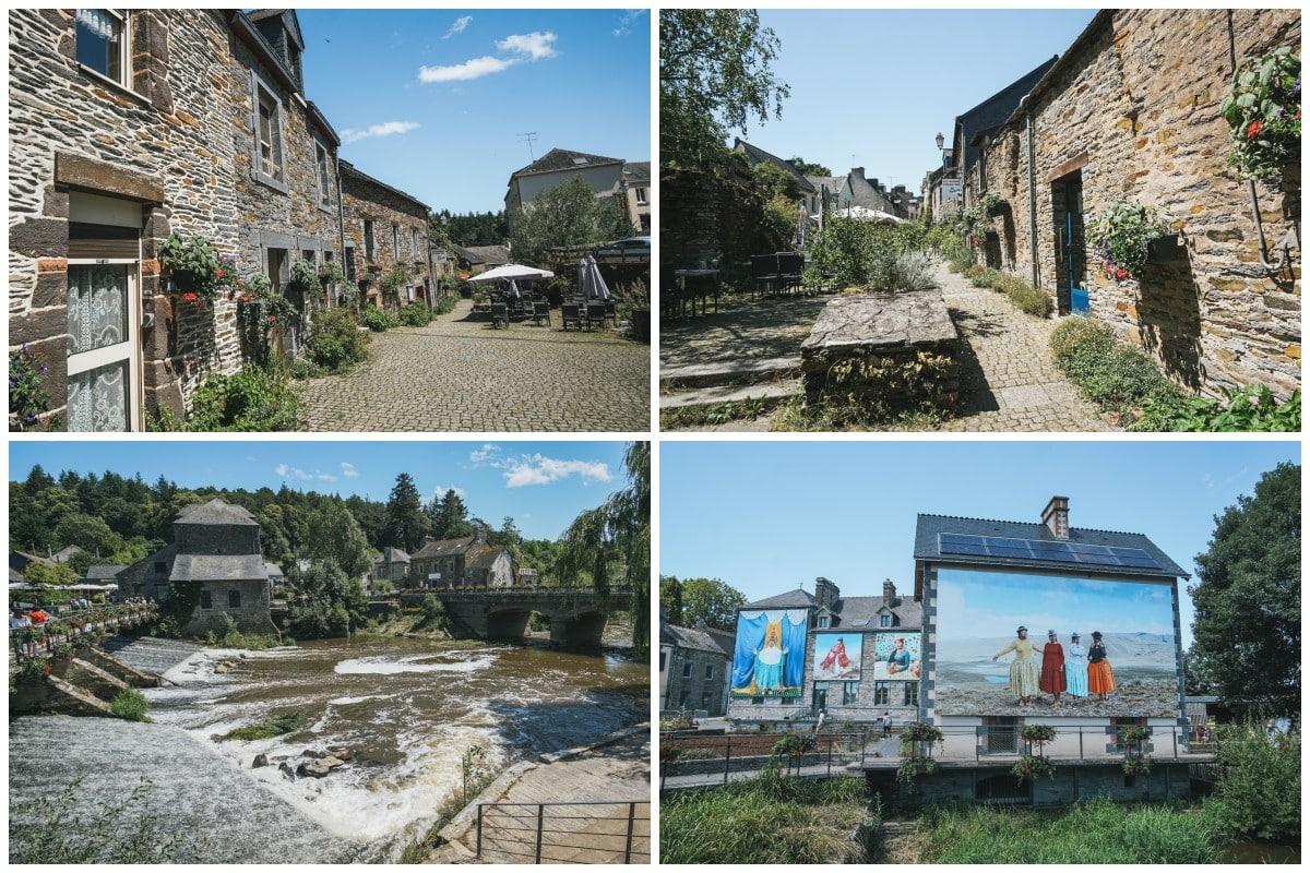village bretagne morbihan