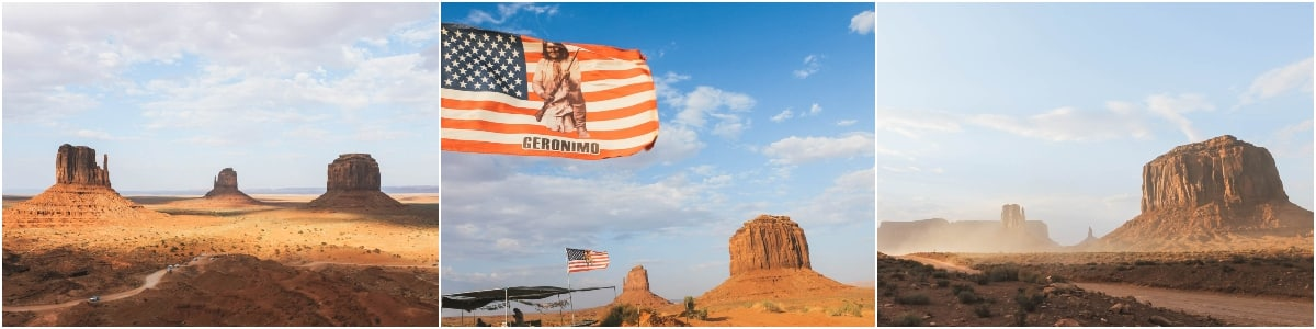navajo désert drapeau arizona utah