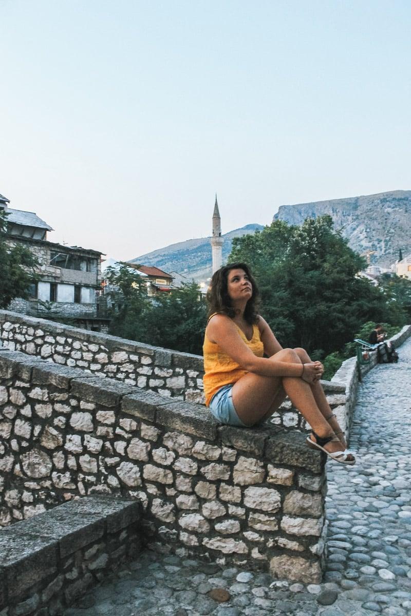 carole pont mostar bosnie