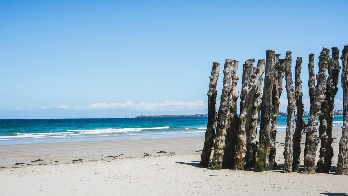 plage bois mer saint malo